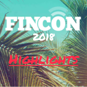FinCon 2018 Reviews and Highlights