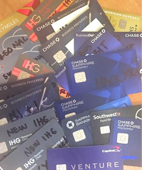 Credit Card Hacking Photo