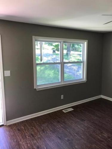 Painted window trims and seals
