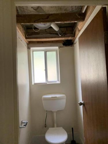 Toilet roof repairs